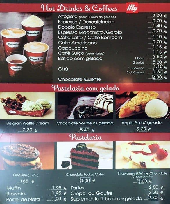 Haagen Daz Ice Cream Cake Indonesia