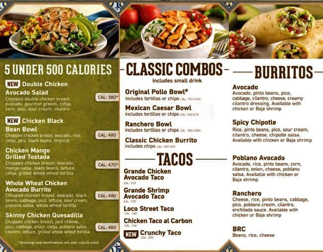 El Potro menu, to go orders, call ahead A 15% gratuity may be added to parties of five (5) or more. We reserve the right to refuse or limit service to anyone.