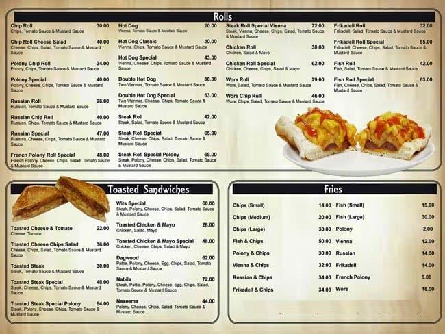 Ocean City Fast Food