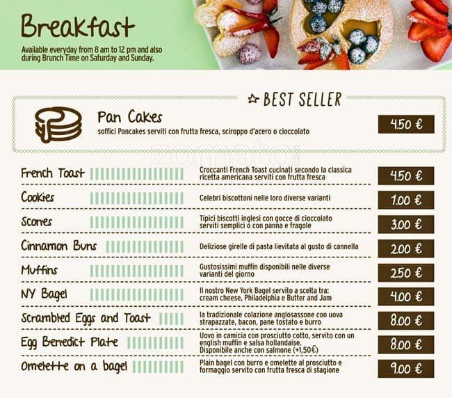 Bakery house menu menu for bakery house farnesina roma zomato italy bakery house menu altavistaventures Choice Image