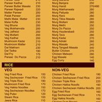 Good Food Kitchen Bavdhan Menu