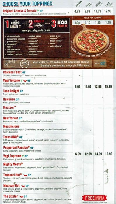 You can get a free domino's pizza tonight here's how coventrylive.