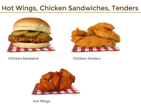 Fast Food In Mesquite