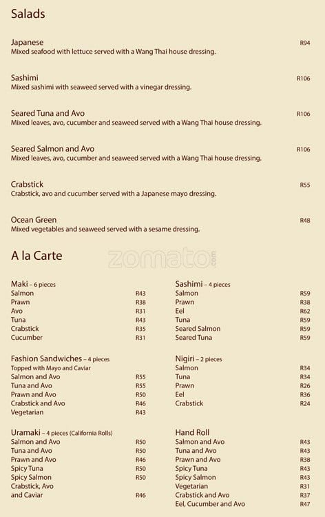 Thai Lagoon Menu 35