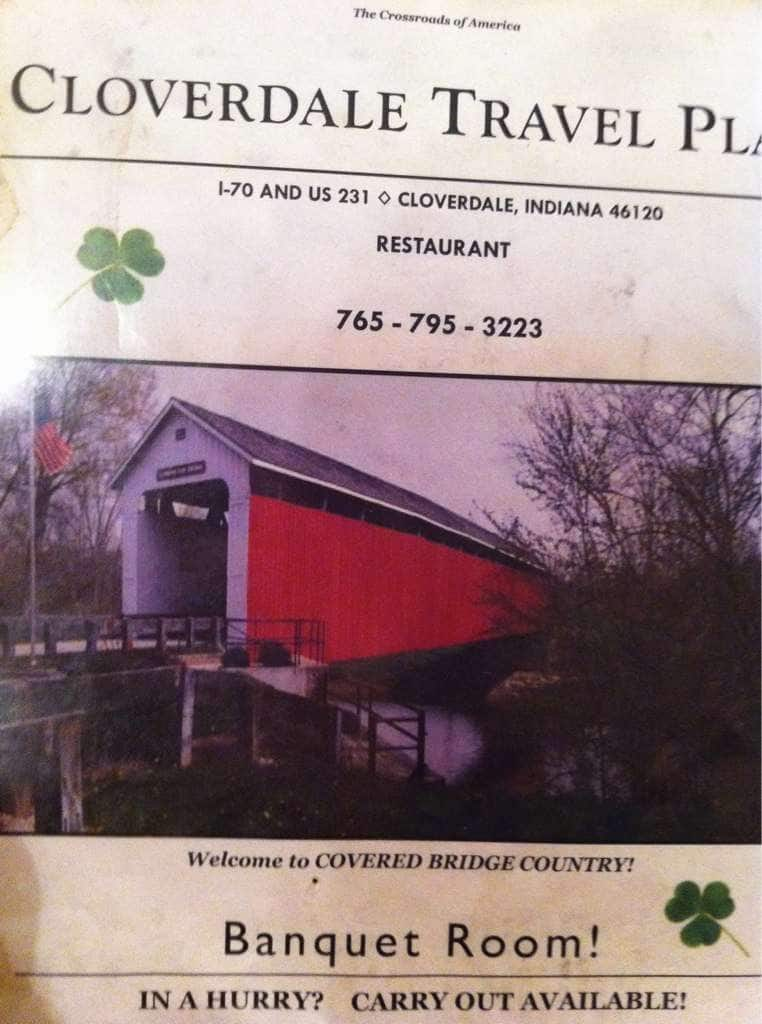 Cloverdale Travel Plaza Restaurant Menu Urbanspoonzomato