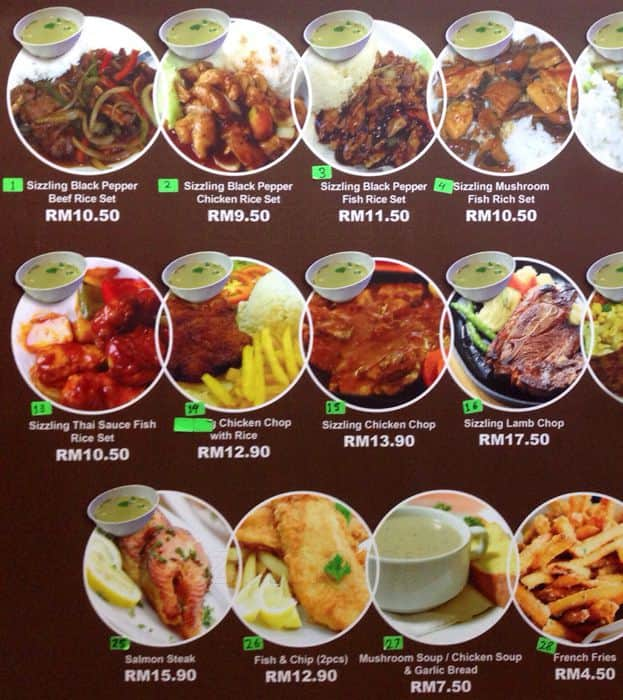 Bukit bintang city check out bukit bintang city cntravel for Cuisine western