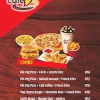 Cafe D3 Beyond Temptation, Ulkanagari, Aurangabad - Zomato