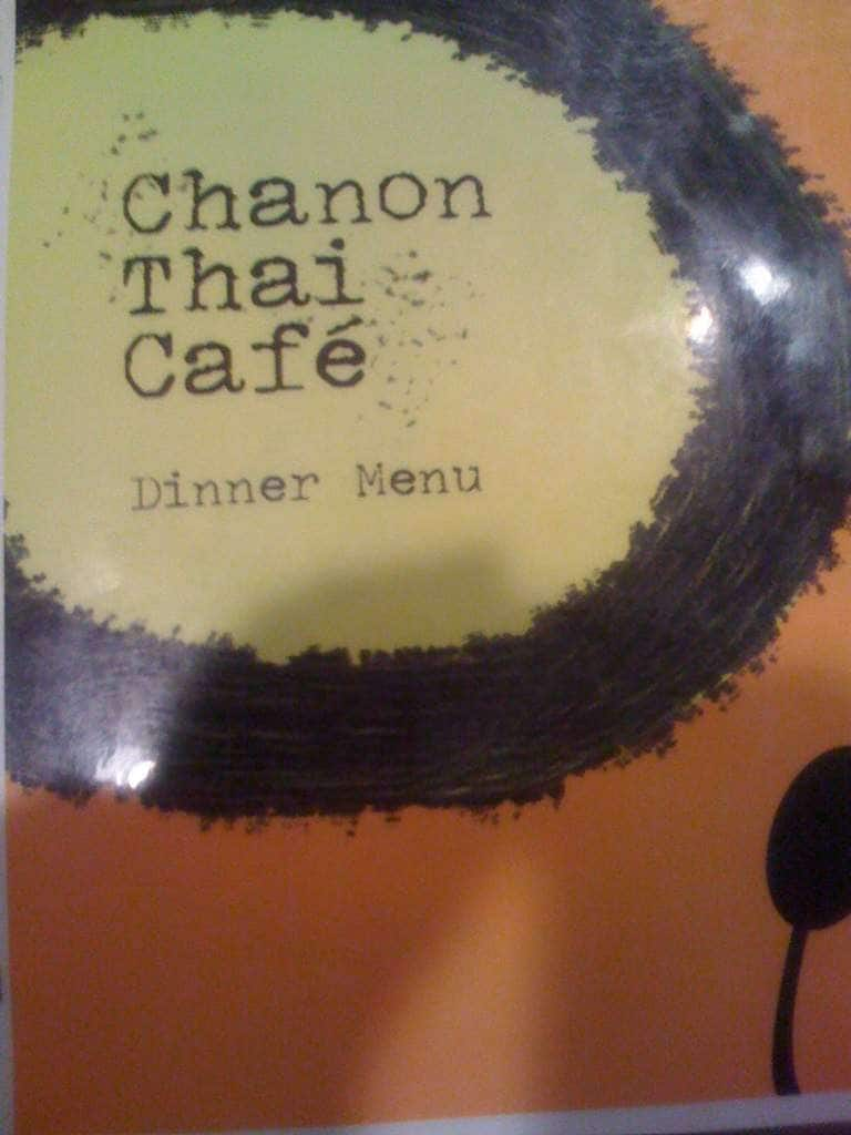 Chanon Thai Cafe Reviews