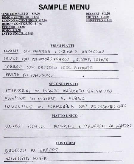 Il Grissino Menu Menu For Il Grissino Bande Nere Milano Zomato