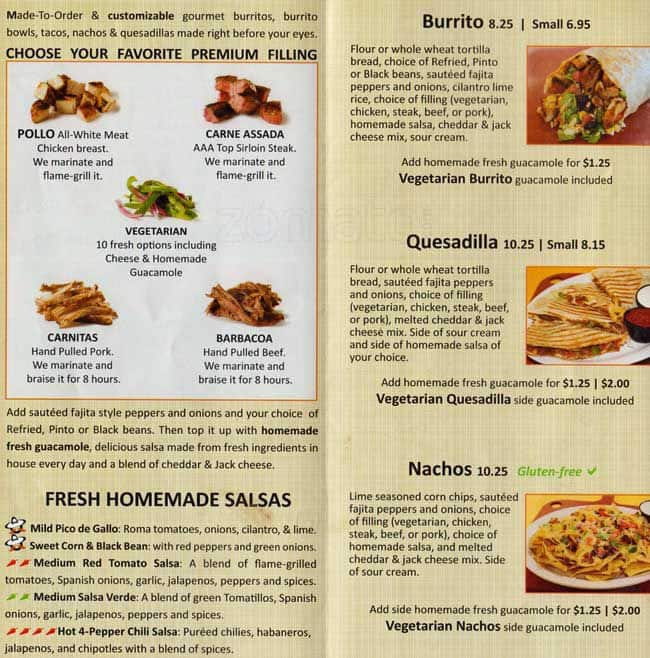 Mexican Food Take Out Ottawa