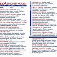 Fuel Pizza, Dilworth, Charlotte - Urbanspoon/Zomato