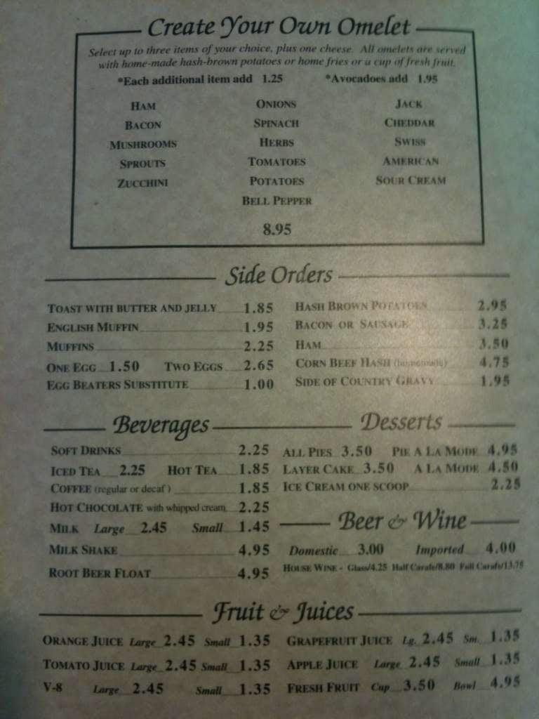 Round table santa rosa menu awesome home - Round table montgomery village ...