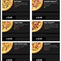 Pizza Hut High Street Walthamstow London Zomato Uk