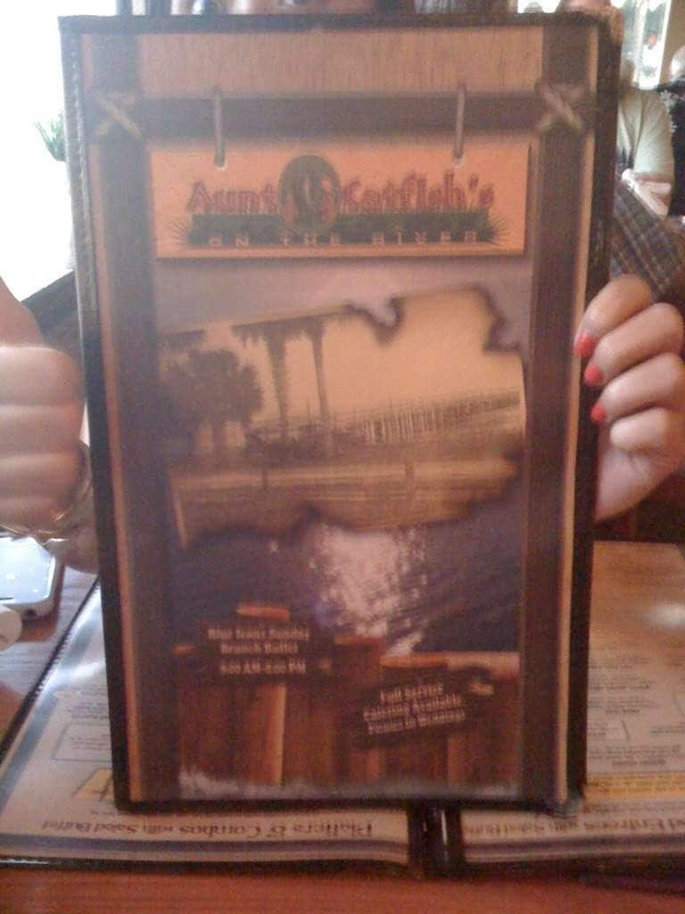 Aunt Catfish Daytona Beach