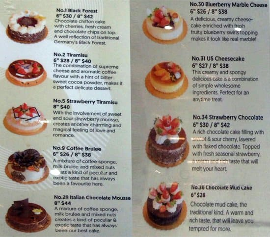 85 degrees bakery cafe menu urbanspoon zomato