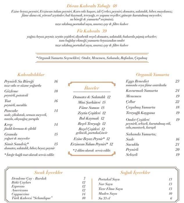 Divan brasserie menu menu for divan brasserie bebek for Divan kebab menu