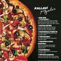 Pizza Pizza Ilıca çeşme Zomato Türkiye