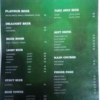 Bremer Beer Garden Kemang Jakarta Zomato