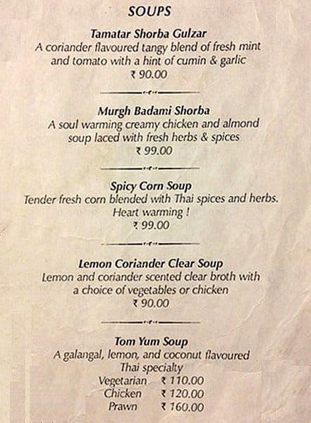 mg s fine dining bar springs hotel spa menu zomato rh zomato com fine dining menu design fine dining menu layout