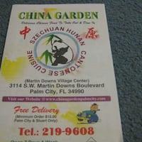 china garden palm city treasure coast urbanspoon zomato