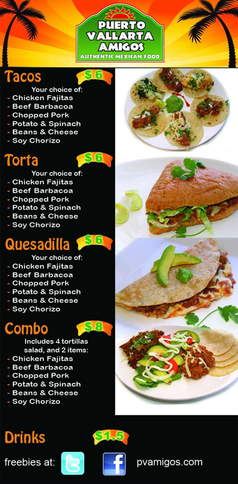 Mexican Food Delivery Victoria Bc