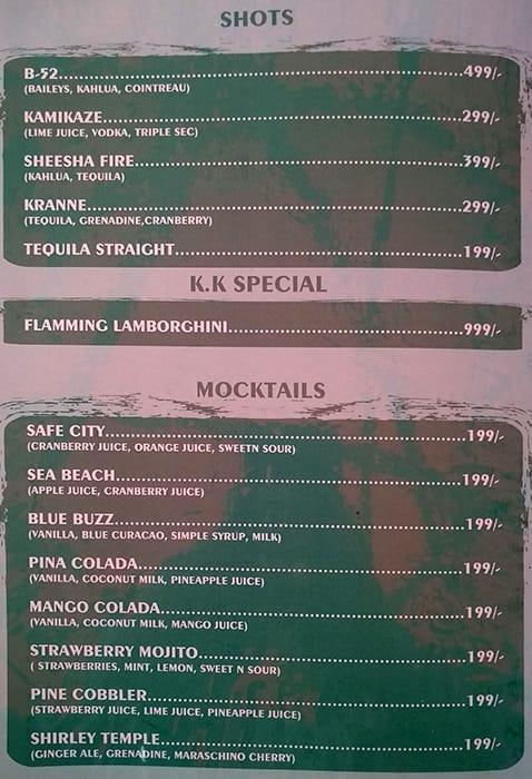 Nightlife Restaurants in Vishrantwadi - Zomato
