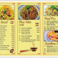 Dragon Gate Chinese Food Calgary Menu