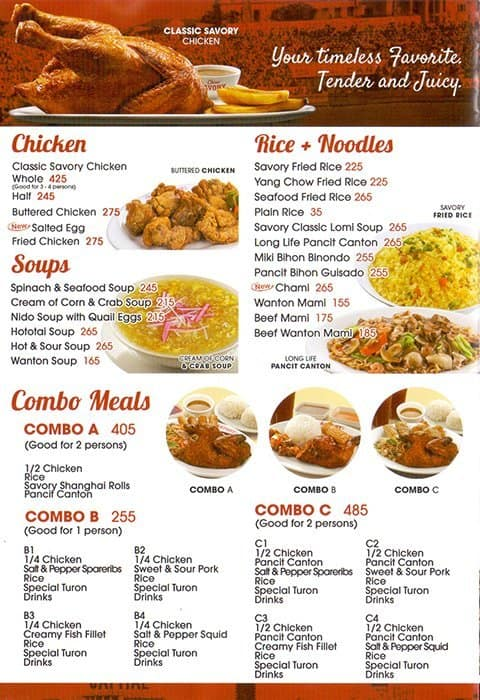 C Food Trays Price List