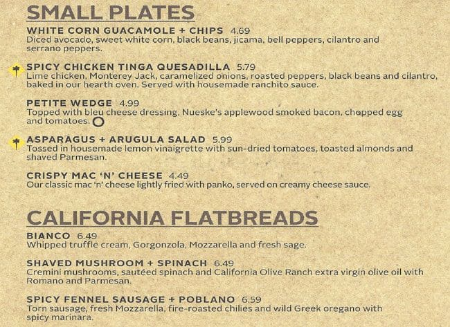 beautiful California Pizza Kitchen Grapevine #1: California Pizza Kitchen, Grapevine Menu