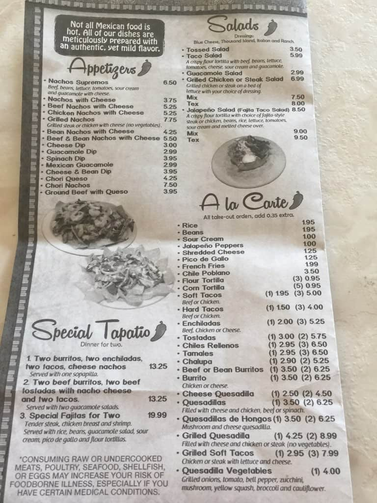 Mexican Restaurant In Unicoi Tn