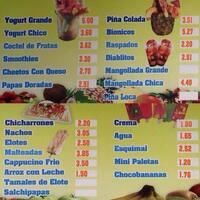 Paleteria Las Delicias De Michoacan Berwyn Chicago Urbanspoon Zomato