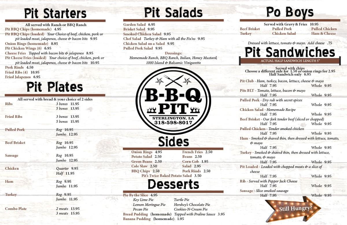 Bbq Restaurants In West Monroe La