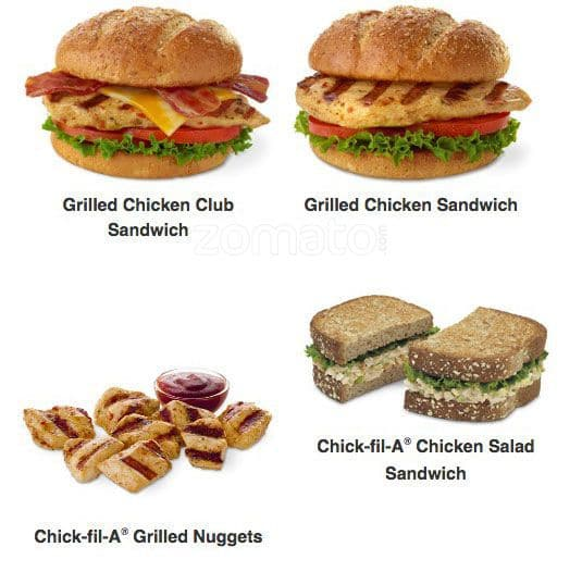 the similarities and differences between the restaurants zaxbys and chick fil a Foods you didn't know contain msg chick-fil-a chicken sandwich (istock) want to know what that chick-fil-a is seasoned with that makes it.