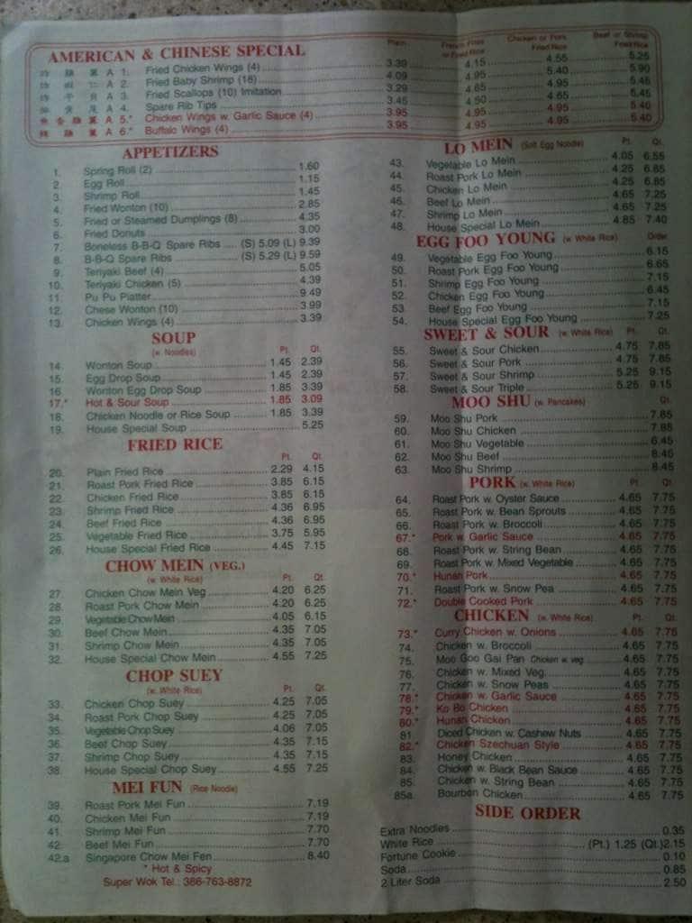 Chinese Restaurants In Ormond Beach Florida