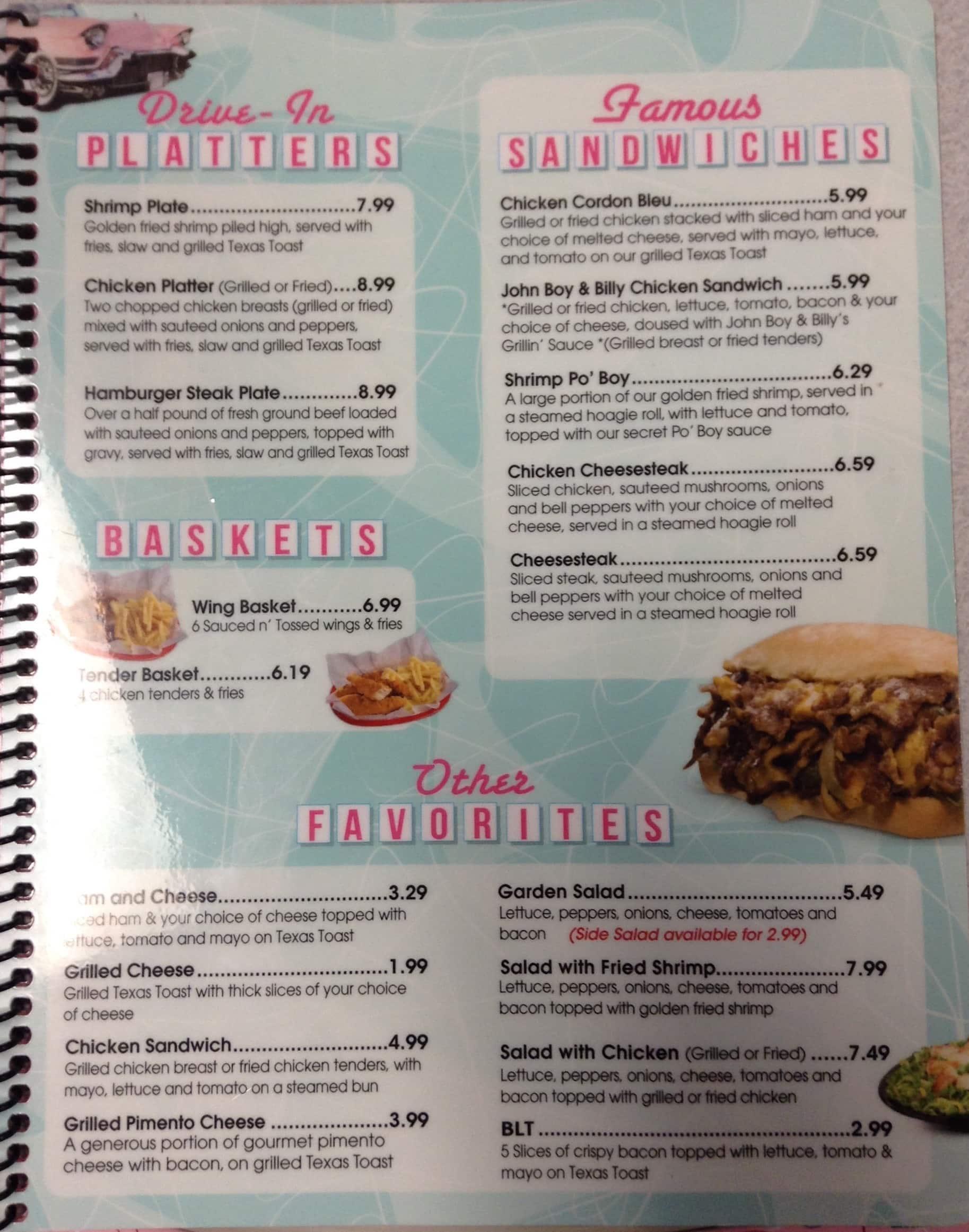 Hwy 55 Near Me >> Hwy 55 Burgers Shakes Fries Winston Salem Piedmont