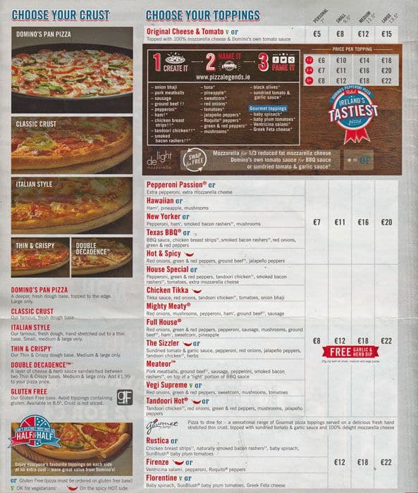 Dominos forrest hill coupons