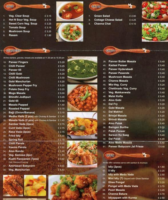 Indian Restaurant Chatham