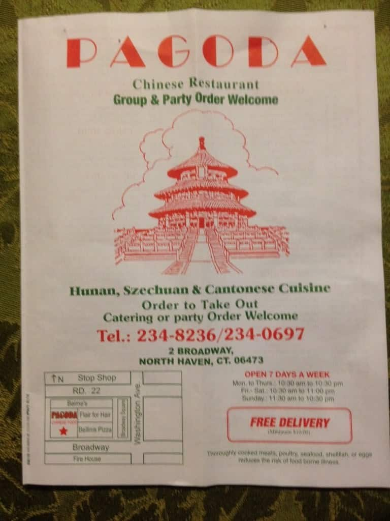 Chinese Restaurant In New Haven Connecticut