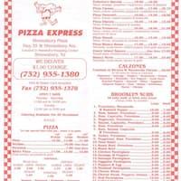Federicos Pizza Express Shrewsbury Shrewsbury