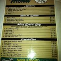 kitchen near you african cuisine hyattsville menu - Kitchen Near You