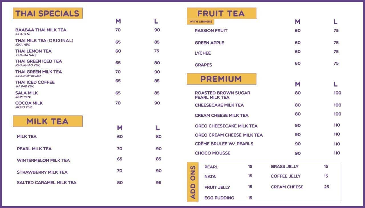 Experience Thai Milk Tea in Panay! - MNLToday.ph