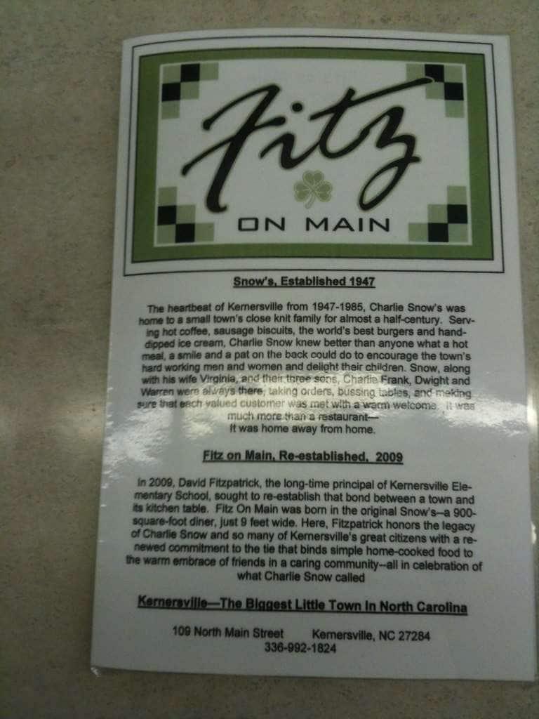 Mae S Vintage Kitchen Kernersville Menu