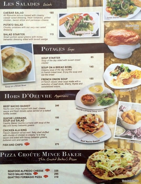 Ordering From an Italian Restaurant Menu on a Low-Carb Diet picture