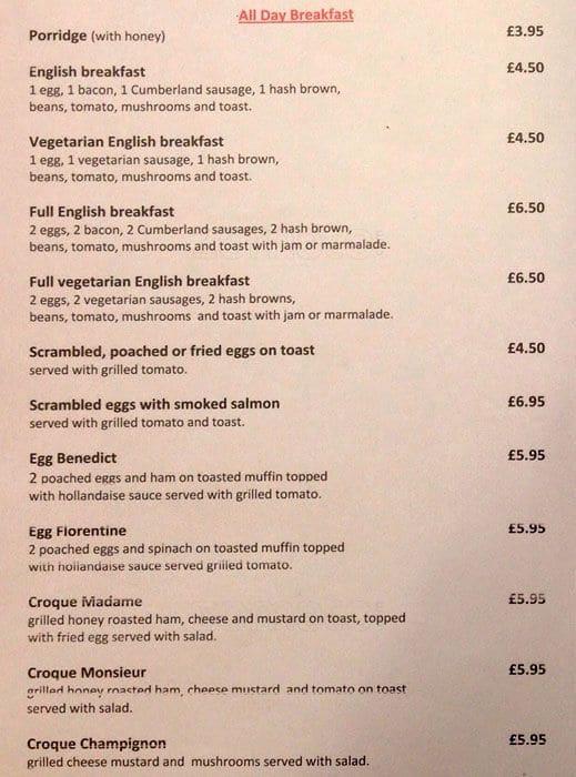Hampstead Tea Rooms