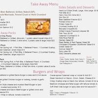 Mr and mrs fish brunswick east melbourne urbanspoon zomato for Mr fish menu
