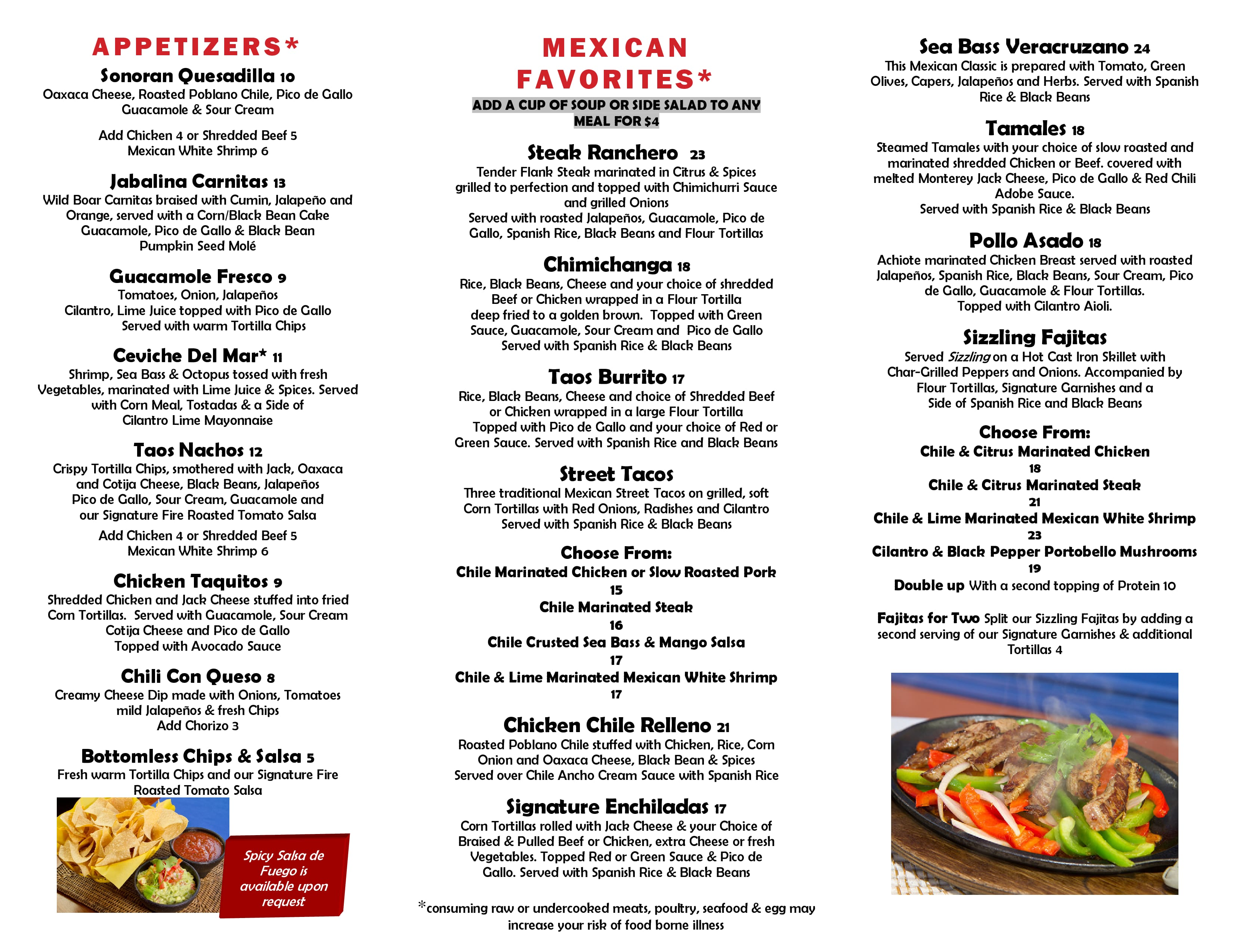Mexican Food Delivery Flagstaff