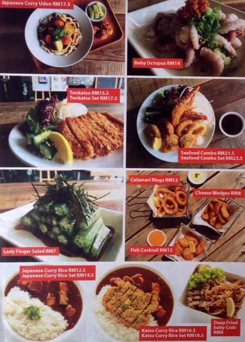 Moku Kitchen Menu moku menu, menu for moku, ara damansara, selangor - zomato malaysia