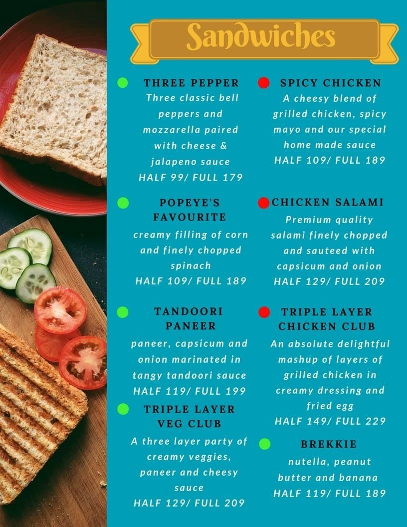Pepper Kitchen Menu, Menu for Pepper Kitchen, Malviya Nagar, New ...