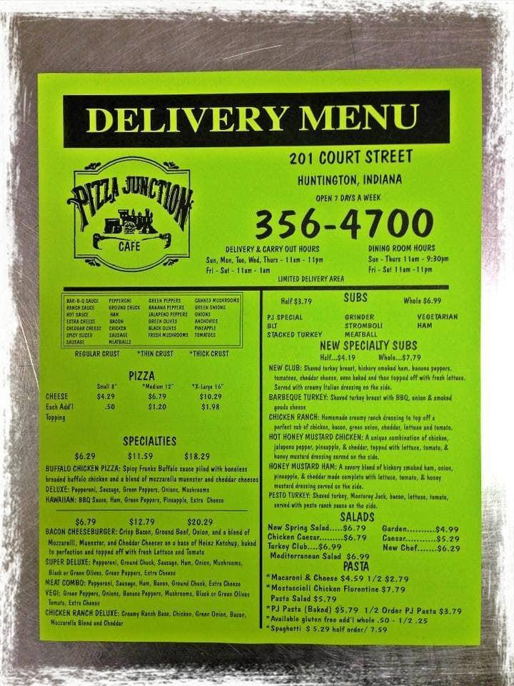 Food Delivery Fort Wayne