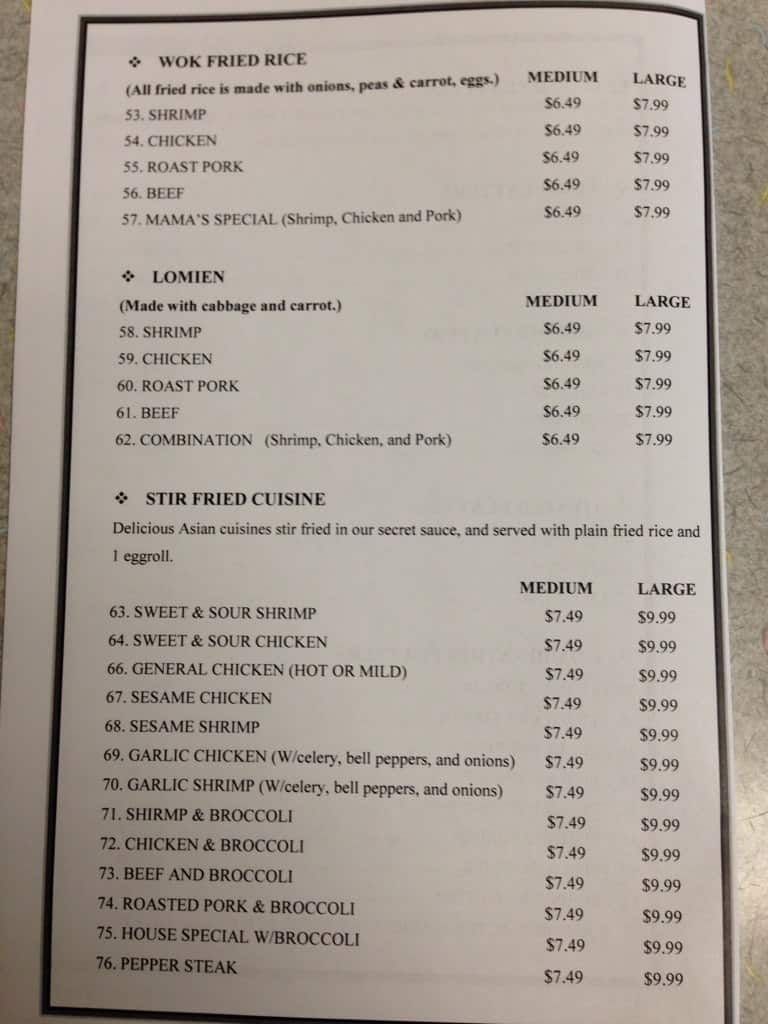Jo S Cafe Menu And Prices